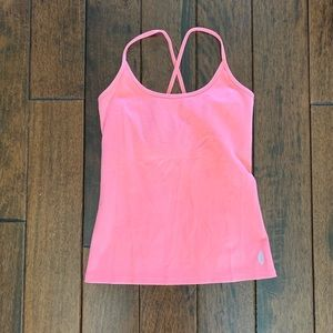 Light Coral Tank Size Small